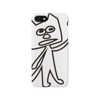 哲っ太 Smartphone cases