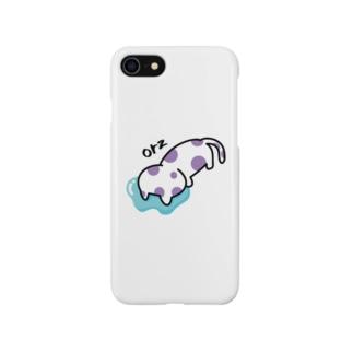 どぐからのねこ・orz Smartphone cases