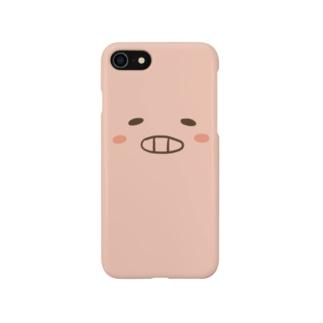 ぶたさん Smartphone cases