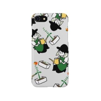 ガーデニング Smartphone cases
