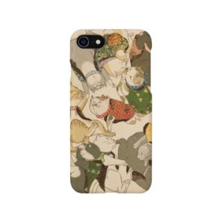 UKIYOE   Neko 10 zzz Smartphone cases