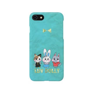 LUV DOLLY Smartphone cases