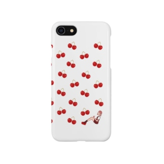 cherry girl Smartphone Case