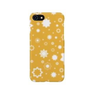 flower[yellow] Smartphone cases