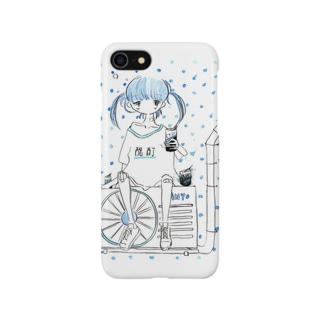 酩酊ちゃん Smartphone cases