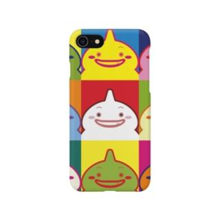 しまばらん(カラフル) Smartphone cases