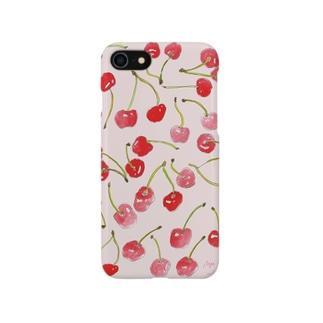 cherry_merry スマートフォンケース