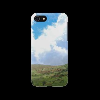 JIIIILのレンゲツツジの霧ヶ峰 Smartphone cases