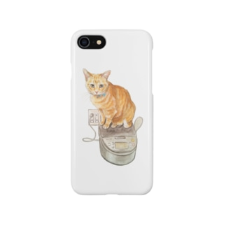 Keep cats warm Smartphone cases
