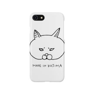 こじまのねこ Smartphone cases