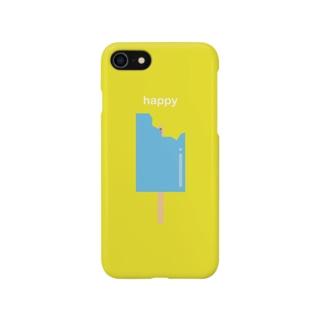 当たり棒 Smartphone cases