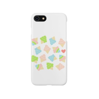 あいすくりーむどりーむ Smartphone cases