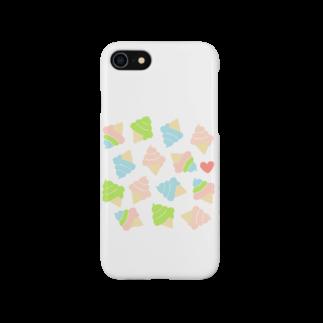 あんずこのあいすくりーむどりーむ Smartphone cases