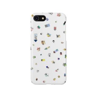 ハウスムゲン Smartphone cases