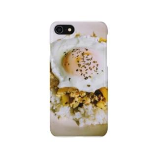 ある日のガパオ Smartphone cases