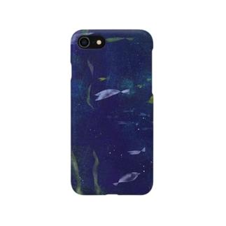 水深メーター Smartphone cases