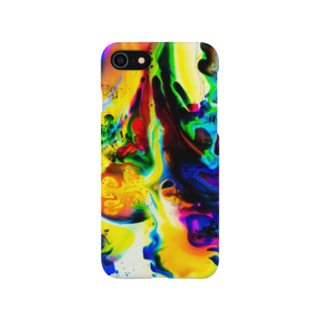 nor_tokyoのdyebirth_006 Smartphone cases