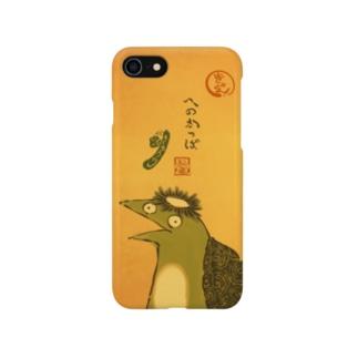 スマホケース「かっぱ 絵巻」 Smartphone cases