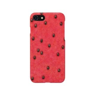 スイカスマホケース Smartphone cases