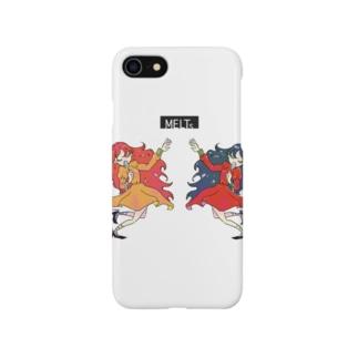 溶ける系アイドル メルツ Smartphone cases