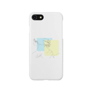 レモンスカッシュ Smartphone cases