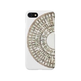 iPhoneケース【芽吹く】 Smartphone cases