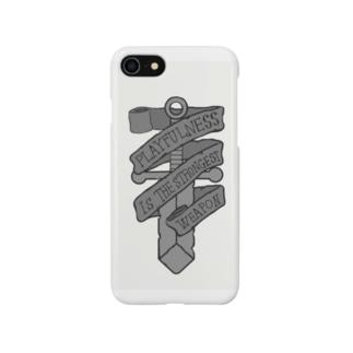 sword & ribbon Smartphone cases