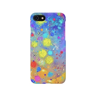 Dancer's Rainbow by Little Mom Smartphone cases