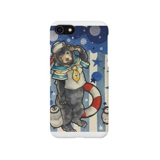マリンルックのマレーグマ Smartphone cases