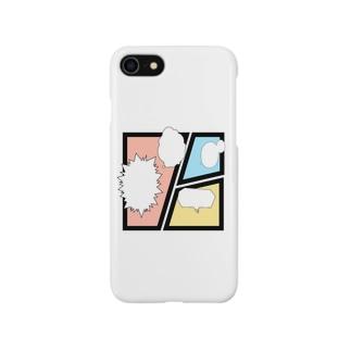 コミック Smartphone cases