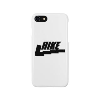HIKE(ハイキング) Smartphone cases