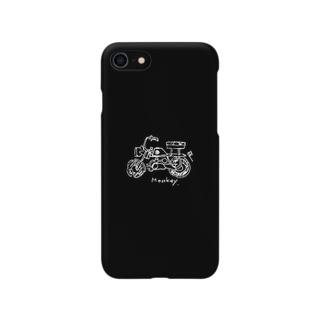 バイク Smartphone cases