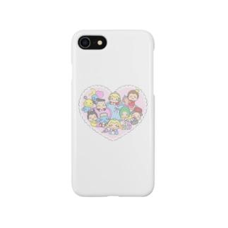 ねむぷぅ-ハート Smartphone Case