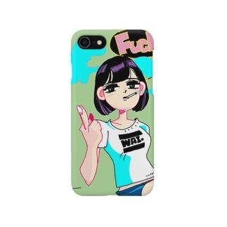 FUCKケース Smartphone cases