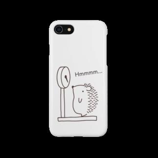 和田ありすの不思議なおみせのハリネズミの体重測定 Smartphone cases