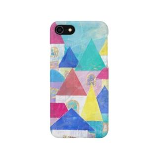 マチナミ#01 Smartphone cases