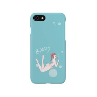 bubbles Smartphone cases