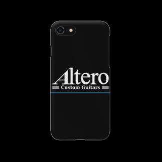 Altero_Custom_GuitarsのAltero Custom Guitars Smartphone cases