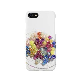 ミニチュアヨーヨー Smartphone cases