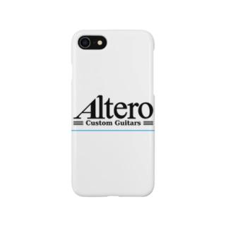 Altero Custom Guitars02 Smartphone cases