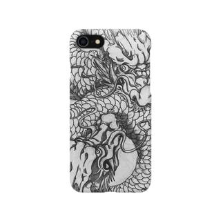 吽吽龍 Smartphone cases