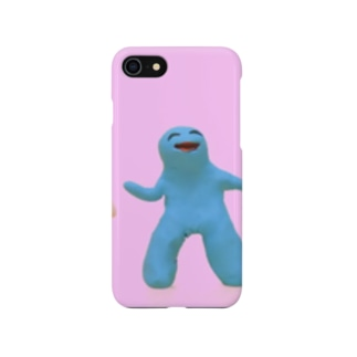 ブルーマン Smartphone cases