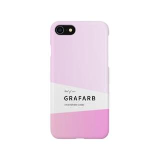 グラデーション #04 Smartphone cases