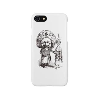 Ballet dancers in French nineteenth-century caricatures:フランスの19世紀風刺画のバレエダンサー(5884125) Smartphone cases