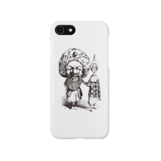 PD selectionのBallet dancers in French nineteenth-century caricatures:フランスの19世紀風刺画のバレエダンサー(5884125) Smartphone cases