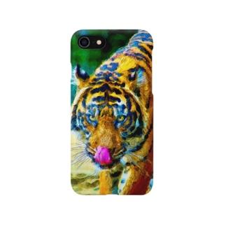 トラ01 Smartphone cases