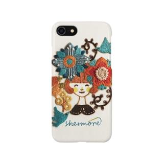 (iphone)こんにちは!シーモア Smartphone cases