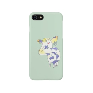Blue cheese grass Smartphone cases