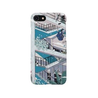 【スマフォケース】「あとは夢から醒めるだけ」 Smartphone cases