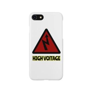 HIGH VOLTAGE Smartphone cases